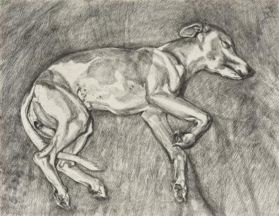 Lucian Freud, 'Eli', 2002