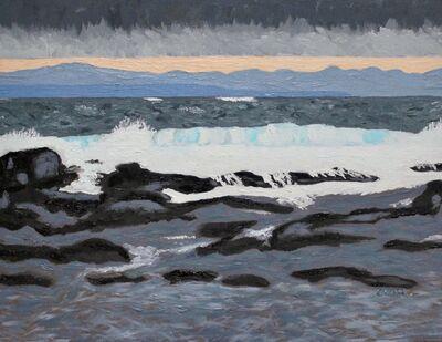 Glenda King, 'Rumbling Reef Bay', 2020