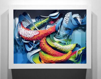 Crystal Wagner, 'Spectrum: Bio Interloper V', 2014
