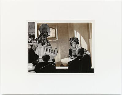 John Stezaker, 'Double Shadow VII', 2014