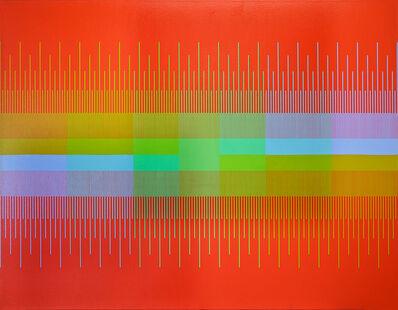 Richard Anuszkiewicz, 'Untitled', 1975