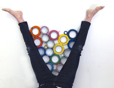 Lee Materazzi, 'Tape Balance', 2019