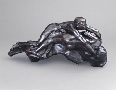 Auguste Rodin, 'Paolo and Francesca', ca. 1886
