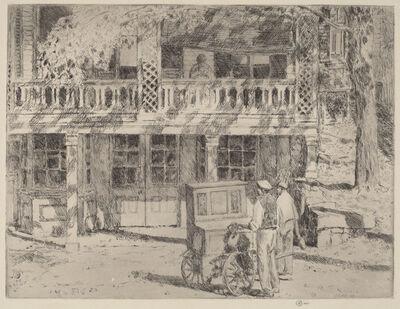 Childe Hassam, 'Toby's, Cos Cob', 1915