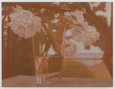 Matvey Levenstein, 'Peonies', 2018