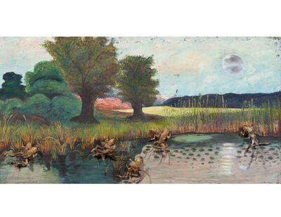 Daniel Spoerri, 'Vollmondfieber', 1988