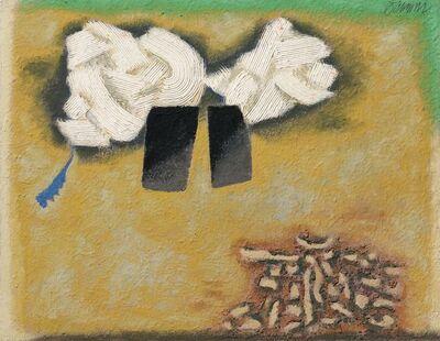 Willi Baumeister, 'Weisser Schmetterling', 1954