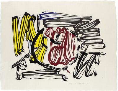 Roy Lichtenstein, 'Red And Yellow Apple (C. 195)', 1983