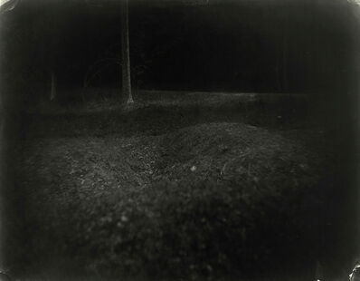 Sally Mann, 'Battlefields, Antietam (Trenches)', 2001