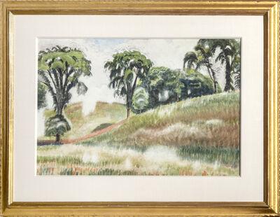 Charles Ephraim Burchfield, 'Scene on Windspear Road', 1935