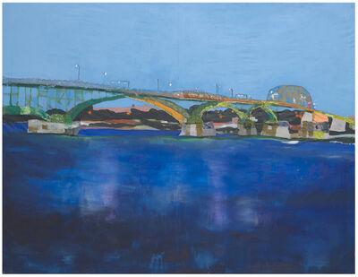 Melora Griffis, 'peace bridge', 2021