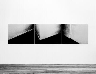 Steve Kahn, 'Triptych #10', 1976-1978