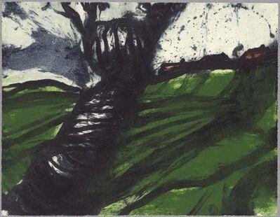 Hughie O'Donoghue, 'Verdant field I', 2012