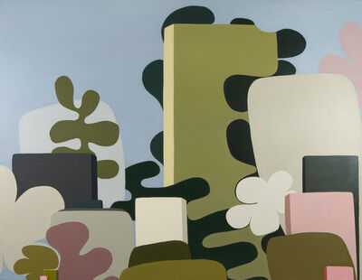 Louise Belcourt, 'Forest #6', 2019