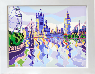 Sarah Fosse, 'Westminster Reflections - Large', 2016