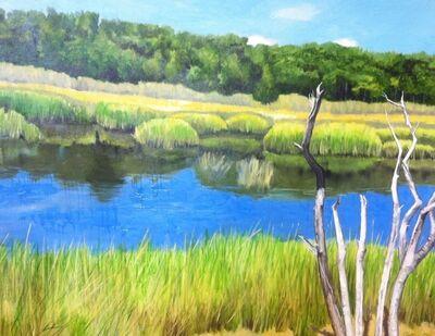 Ellen Sinel, 'Mill Pond II', 2014