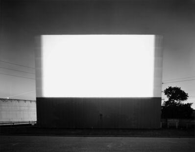 Hiroshi Sugimoto, 'Rosecrans Drive-In', 1993