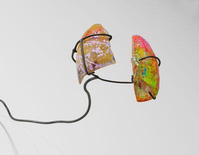 Mariechen Danz, 'Lung (fossil / toxic / geo brain)', 2018