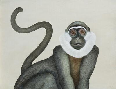 Harriet Bane, 'White Throated Monkey', 2019