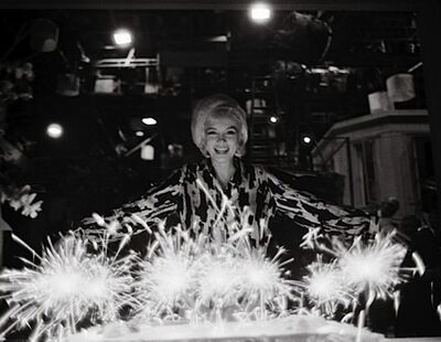 Lawrence Schiller, 'Marilyn Monroe Birthday Cake', 1962/2007