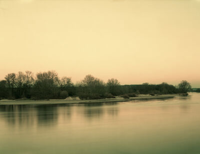Elger Esser, 'Charite-sur-Loire I, Frankreich', 2000