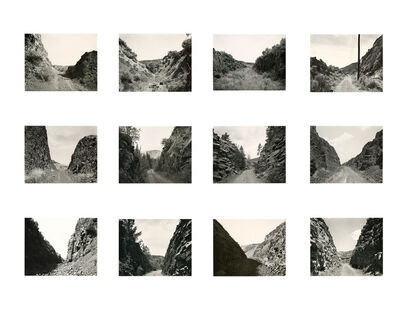 Mark Ruwedel, 'Westward the Course of Empire - Cuts', 1994-2006