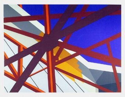 Allan D'Arcangelo, 'Web', 1978
