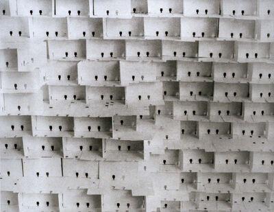 Jean Shin, 'Carte Blanche 1', 2003