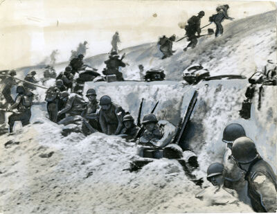 Robert Capa, 'To Invade', Printed 1944