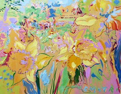 Dmitri Wright, 'Daffodils Opus I', 2018