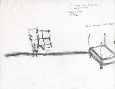 Brent Green, 'I imagine I'm Slowly Rowing My House Around', 2006-2008