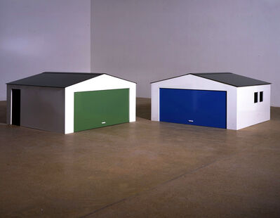 Julian Opie, 'Garage?', 2004