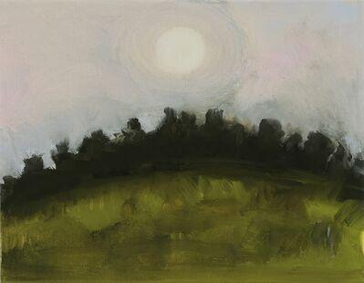 Kathryn Lynch, 'Moon Over Trees', 2019