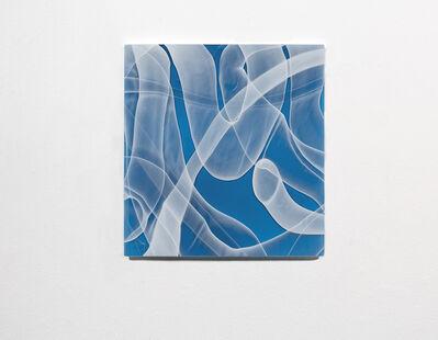 Nancy Callan, 'Blue Zooid Forest 01', 2019