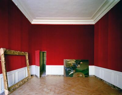 Robert Polidori, 'Self-Portrait of the King's Portrai9st, The First Antechamber of Madame Victoire', 1985