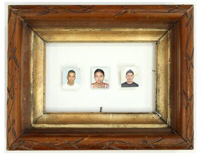 Tom Kiefer, 'Portrait #8, Three Workers', 2017