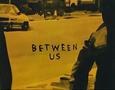 Andreas Leikauf, 'Between us', 2005