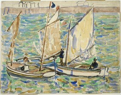 Maurice Brazil Prendergast, 'St. Malo', ca. 1907