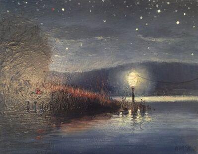 Alexander McKenzie, 'Night Wharf', 2011