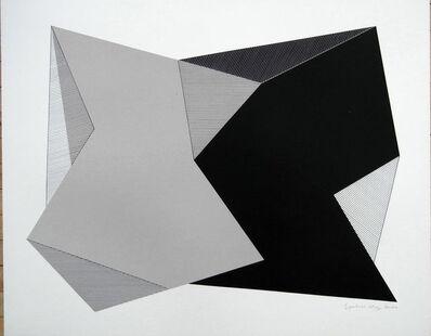 Jean-Marie Haessle, 'Symetries', 1980
