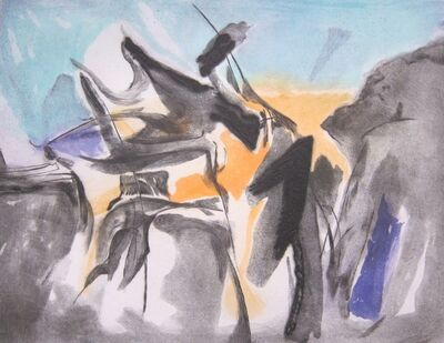 Christine Boumeester, 'Untitled (Landscape)', 1968