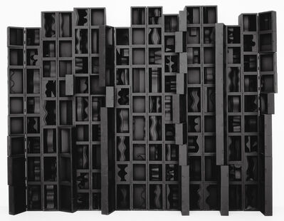 Louise Nevelson, 'Cascade VII', 1979