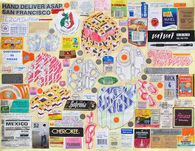 Cisco Jiménez, 'Hand Deliver ASAP', 2016