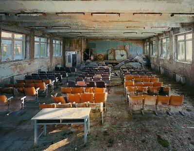 Robert Polidori, 'Auditorium in School #5, Pripyat ', 2001