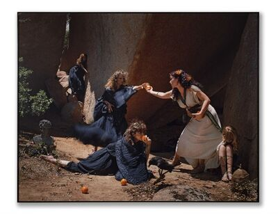 Eleanor Antin, 'Who are we? Where are we going? ( from Roman Allegories)', 2004