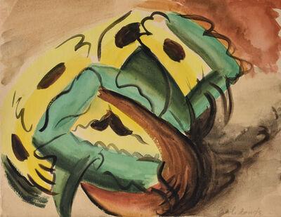 Dusti Bongé, 'Untitled (Still Life of Sunflowers)', ca. 1938