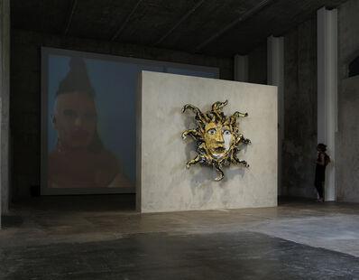 Lucio Fontana, 'Testa di medusa (Head of Medusa)', 1948-1954