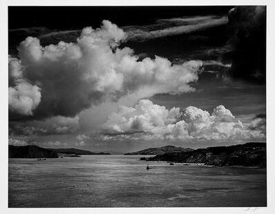 Ansel Adams, 'The Golden Gate Before the Bridge, San Francisco, California', 1932