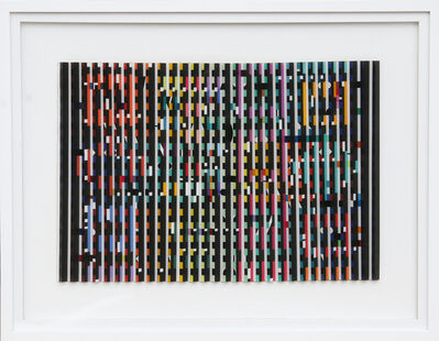 Yaacov Agam, 'Midnight Light', ca. 1980