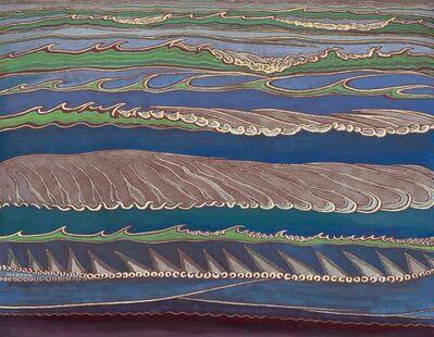 Harold Weston, 'Life of a Wave', 1958